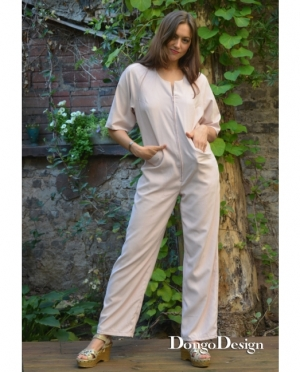 DongoDesign Jumpsuit Overall Nicole