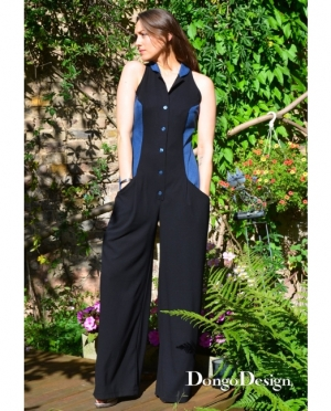 DongoDesign Jumpsuit Overall Jenny