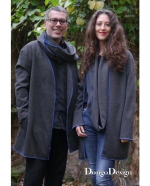 DongoDesign Loop Jacken Johanna und Jo..