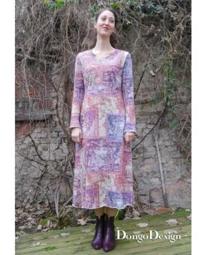 DongoDesign Jersey Kleid Angelika