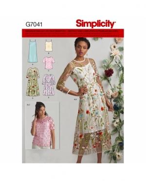 Simplicity 7041