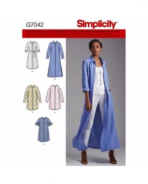 Simplicity 7042