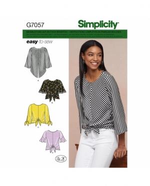 Simplicity 7057