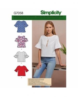 Simplicity 7058