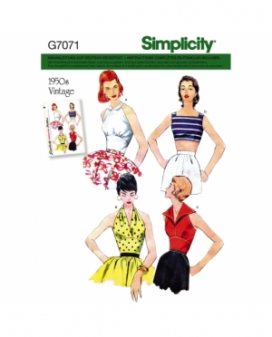 Simplicity 7071
