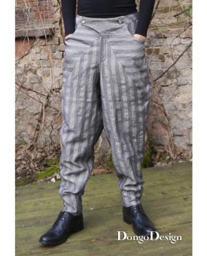 DongoDesign Baggy Pants Christian