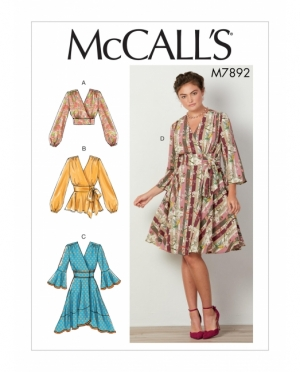 McCalls 7892