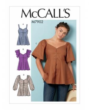 McCalls 7902
