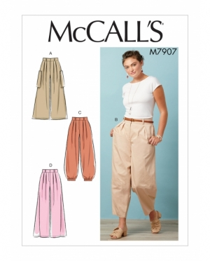 McCalls 7907