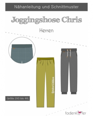 Fädenkäfer Joggingshose Chris Herren