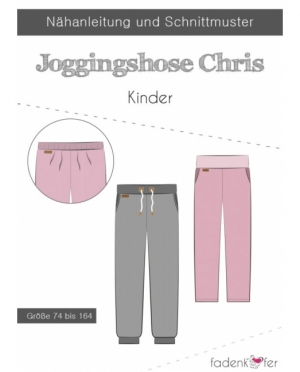 Fädenkäfer Joggingshose Chris Kinder