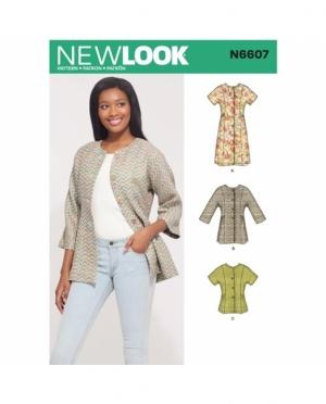 New Look 6607