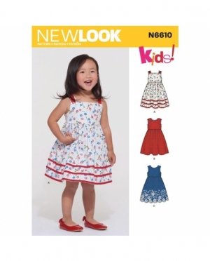New Look 6610