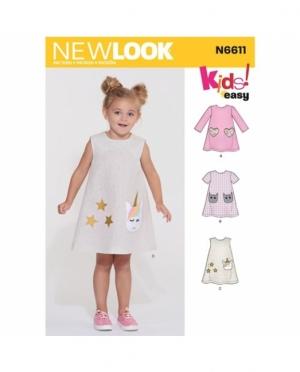 New Look 6611