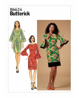 Butterick 6624