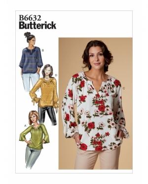 Butterick 6632