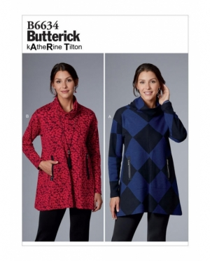 Butterick 6634