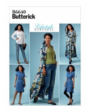 Butterick 6640