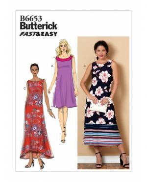 Butterick 6653