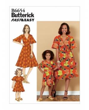 Butterick 6654