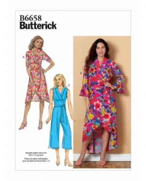 Butterick 6658