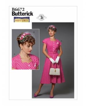 Butterick 6672