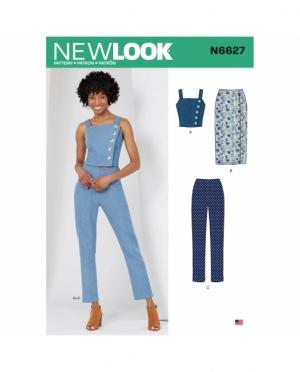 New Look 6627