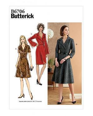 Butterick 6706