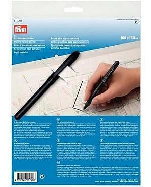 Prym Schnittmuster Kopierfolie mit Stift