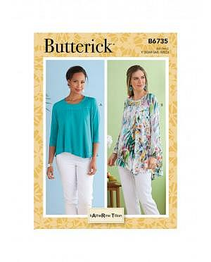Butterick 6735