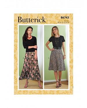 Butterick 6743