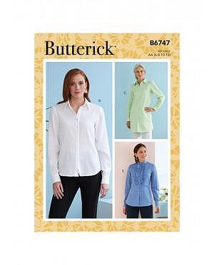 Butterick 6747