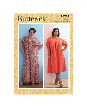 Butterick 6755