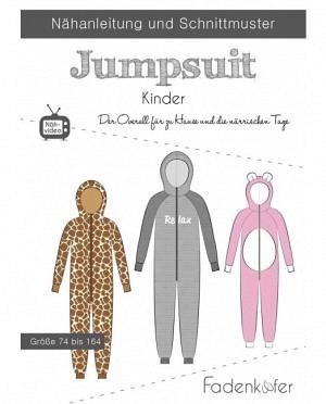 Fadenkäfer Jumpsuit Kinder