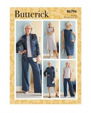 Butterick 6796