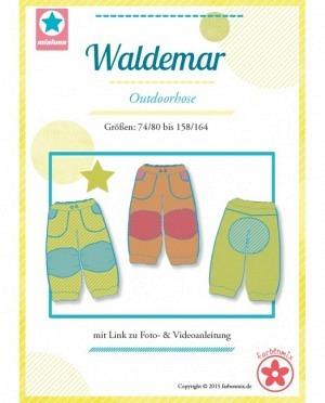 Farbenmix 0307 Waldemar robuste Matschhose