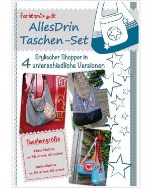 Farbenmix 0315 AllesDrin Taschen Set