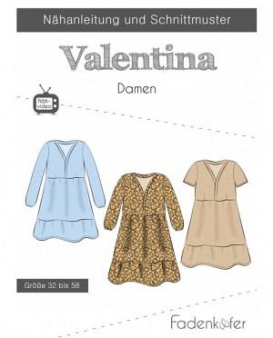 Fadenkäfer Kleid Valentina Damen