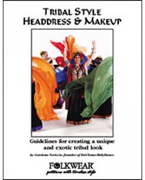 Broschüre Tribal Style