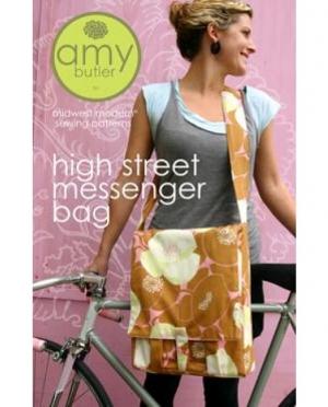 HIGH STREET MESSENGER BAG