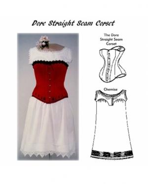 LMM Ladies Victorian Underwear 100