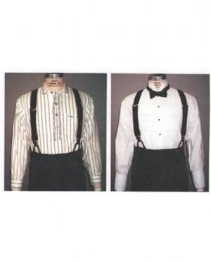LMM Mens Victorian and Edwardian Shirt..