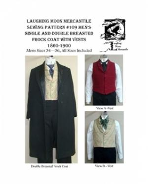LMM Mens Frock Coats 109