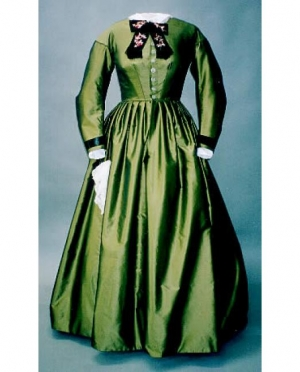 LMM 1860 Day Dress 111