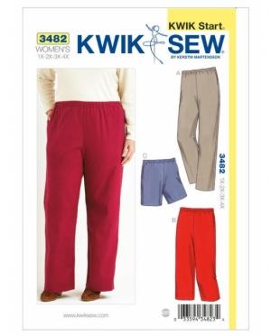 KwikSew 3482