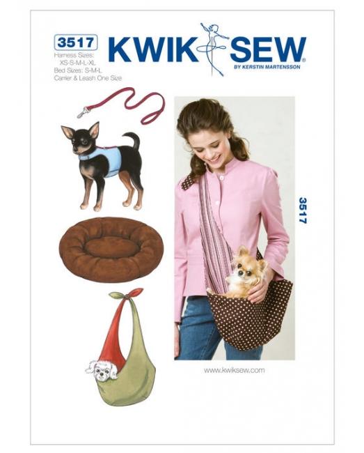KwikSew 3517 - TIERBEKLEIDUNG - schnittmuster-shop.ch über 7000 ...