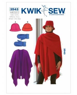 KwikSew 3543