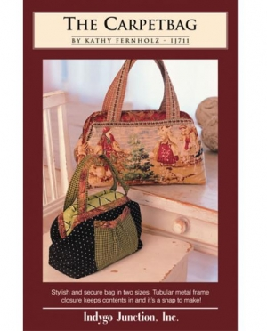 Indygo Junction Tasche The Carpetbag