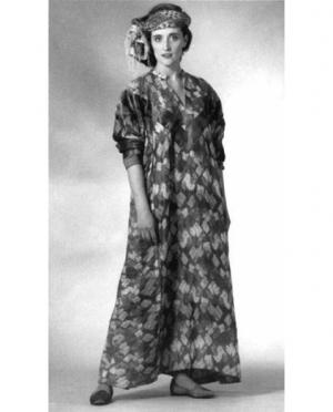 Schnittmuster Syrian Dress