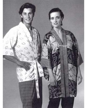 Folkwear Schnittmuster Japanese Tabi (..
